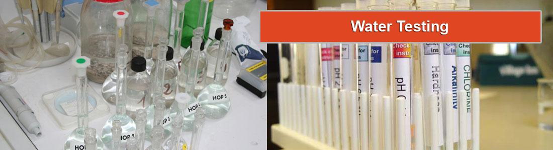 Water Testing London - Water Sample Testing for Water Damage
